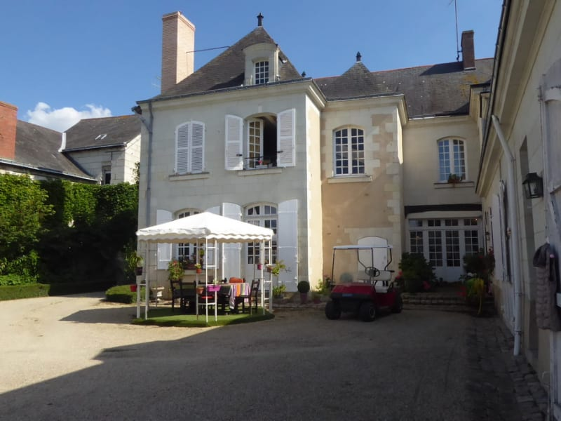 Deluxe sale house / villa Angers 755000€ - Picture 2
