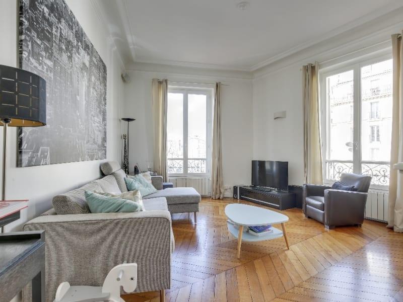 Sale apartment Levallois perret 1050000€ - Picture 2