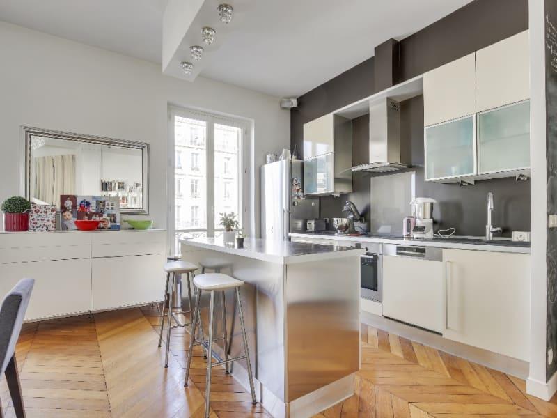 Sale apartment Levallois perret 1050000€ - Picture 4