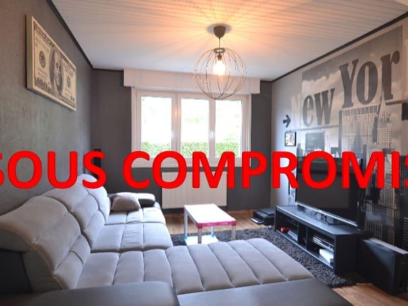 Vente maison / villa Saulcy sur meurthe 137500€ - Photo 1
