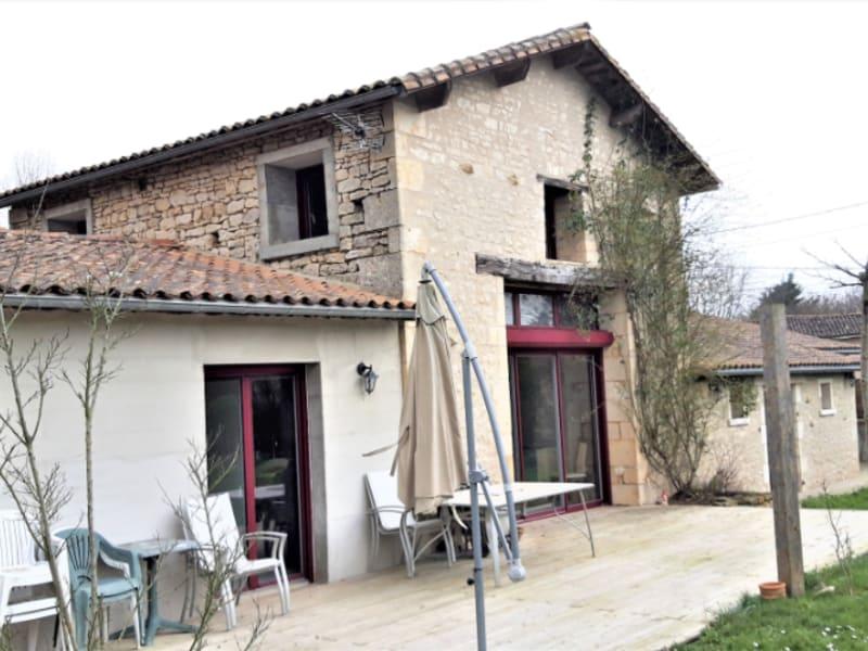 Vente maison / villa Pamproux 225000€ - Photo 1