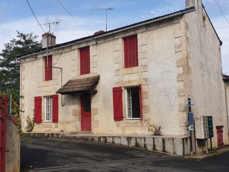Sale house / villa Nouaille maupertuis 160500€ - Picture 2
