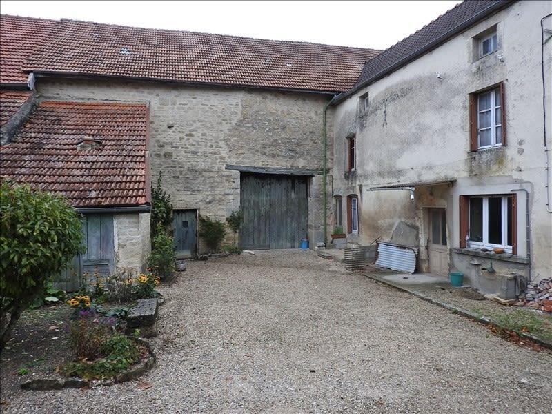 Sale house / villa Secteur montigny sur aube 36500€ - Picture 1