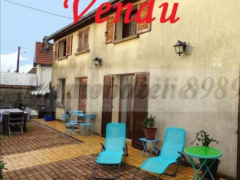 Sale house / villa Village proche chatillon 92000€ - Picture 1