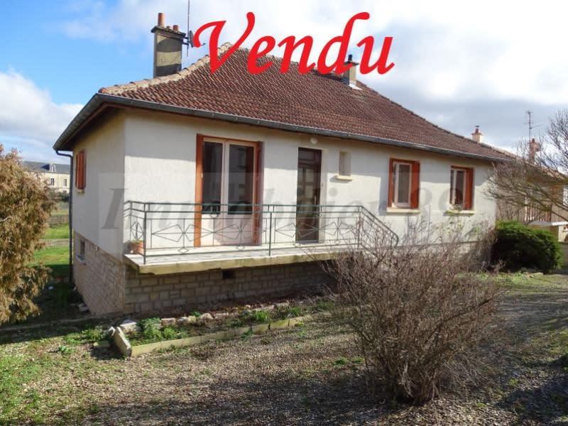 Sale house / villa Chatillon sur seine 76000€ - Picture 1