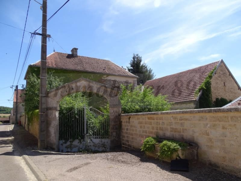 Vente maison / villa Secteur recey s/ource 123 000€ - Photo 3