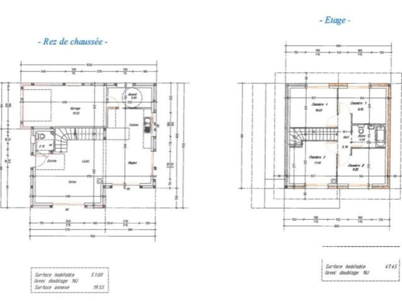 Vendita casa Myans 410000€ - Fotografia 3