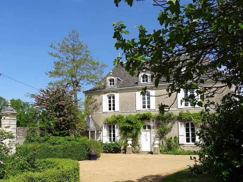 Deluxe sale chateau Angers 945000€ - Picture 1