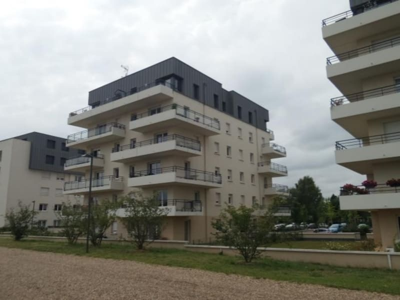 Rental apartment Herouville st clair 772€ CC - Picture 1