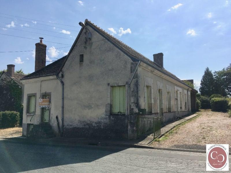 Venta  casa Villechauve 139100€ - Fotografía 2