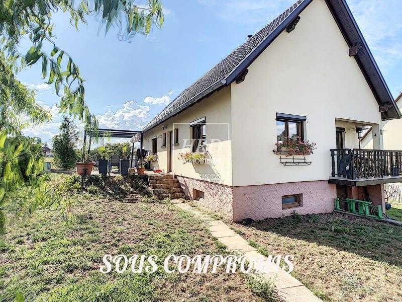 Verkauf haus Dettwiller 232100€ - Fotografie 1