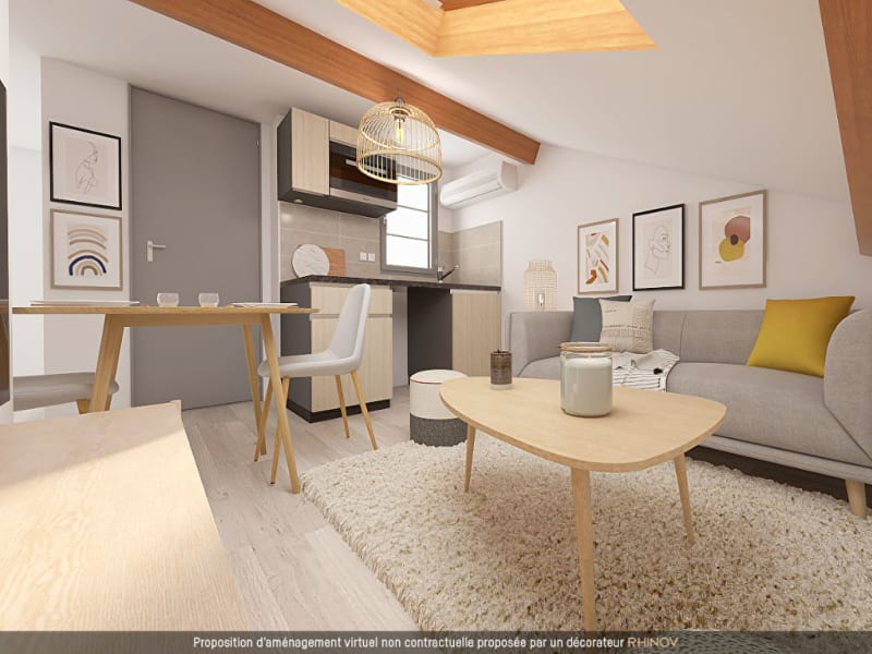 Sale apartment Nice 78500€ - Picture 1