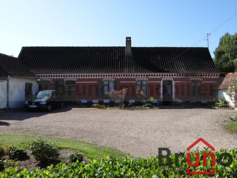 Sale house / villa Ponthoile 124900€ - Picture 1