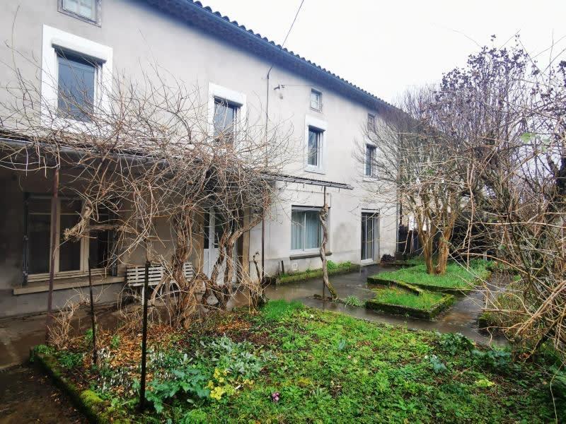 Vente maison / villa Escoussens 148500€ - Photo 1