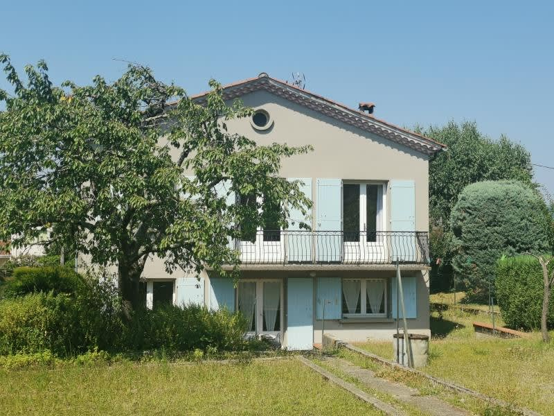 Sale house / villa Aussillon 165 000€ - Picture 1