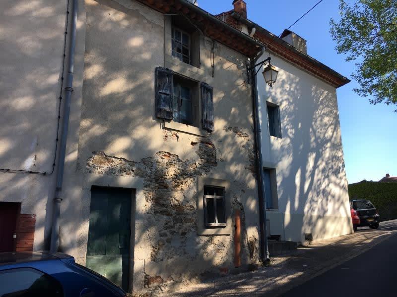 Vente maison / villa Mazamet 42000€ - Photo 1