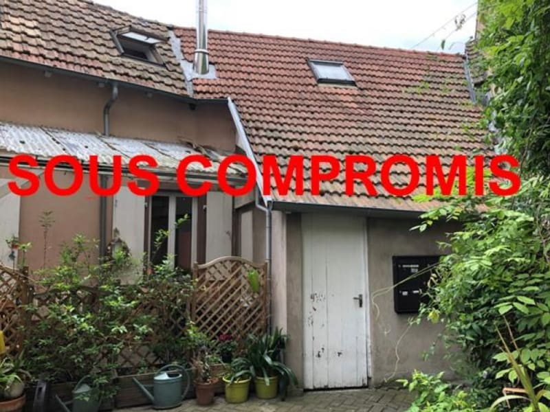 Vente appartement Strasbourg 263 000€ - Photo 1