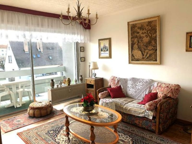Vente appartement Lingolsheim 104000€ - Photo 2