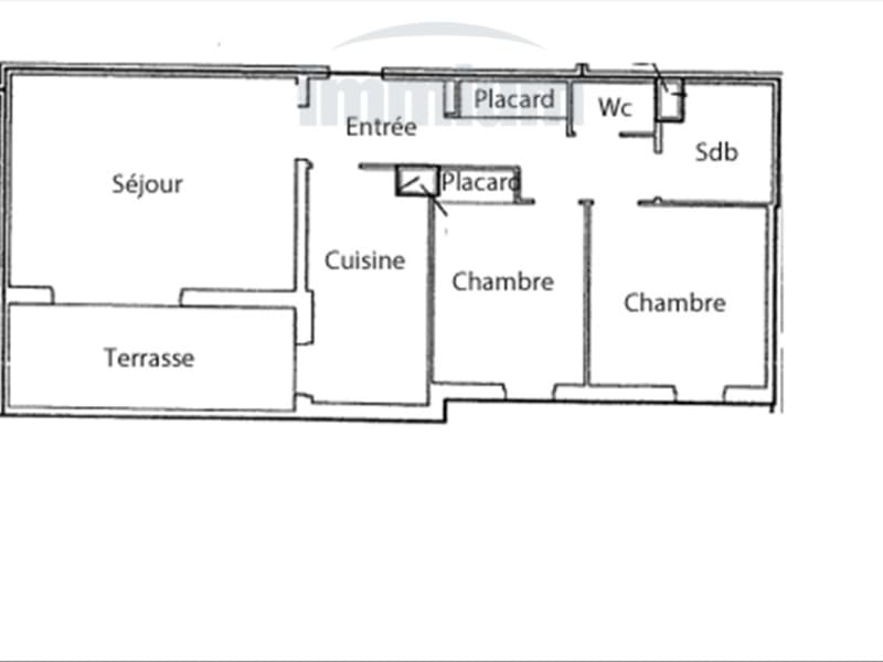 Vente appartement Souffelweyersheim 166000€ - Photo 4