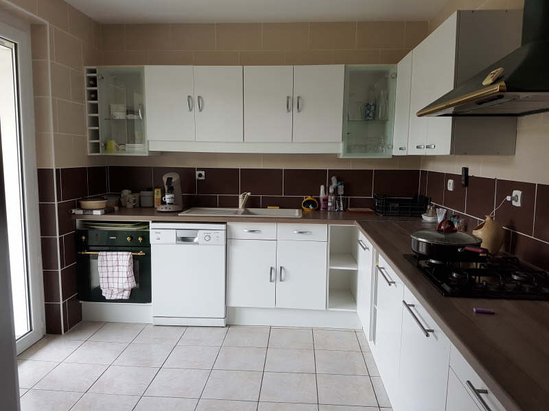 Rental house / villa Salaise sur sanne 748€ CC - Picture 1