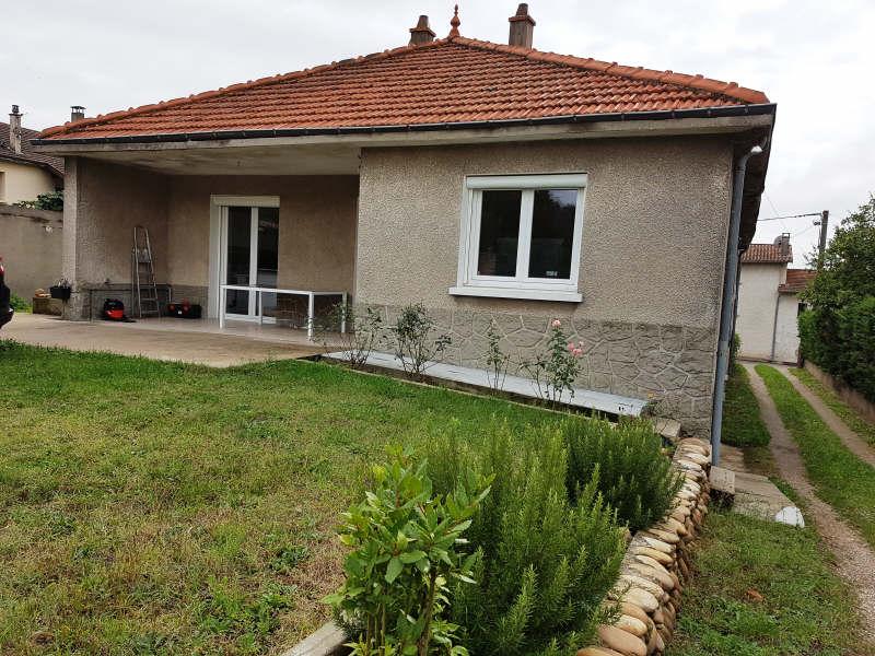 Rental house / villa Salaise sur sanne 748€ CC - Picture 5