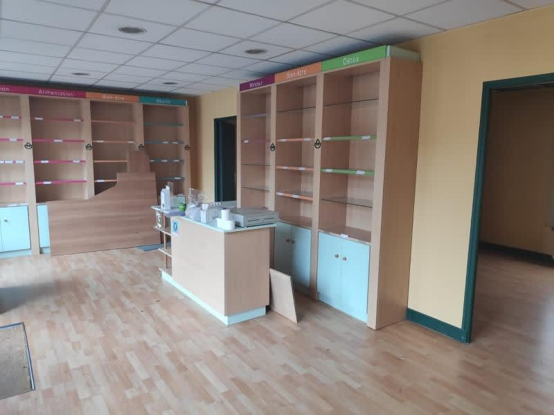 Rental empty room/storage Le pecq 1158,33€ HC - Picture 1