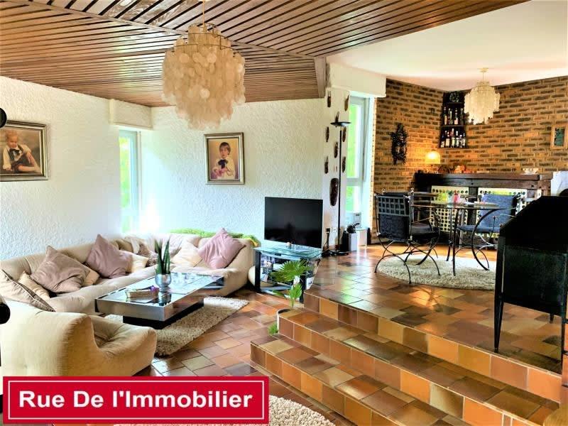 Sale house / villa Wissembourg 390000€ - Picture 1