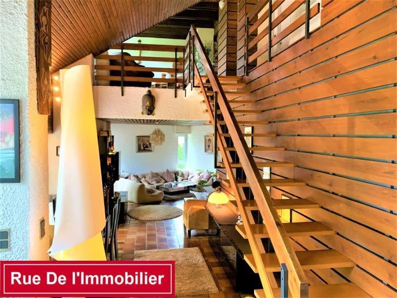 Sale house / villa Wissembourg 390000€ - Picture 2