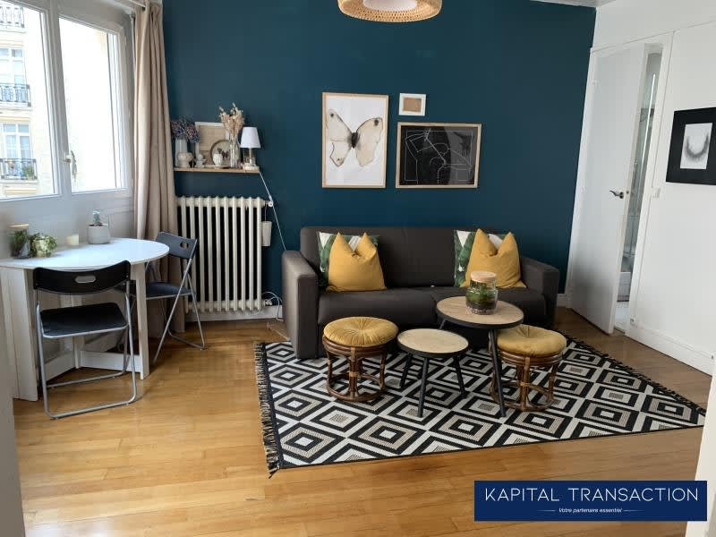 Sale apartment Paris 15ème 485000€ - Picture 2