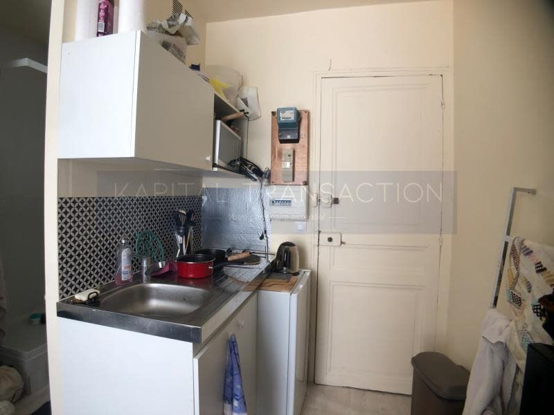 Vente appartement Paris 7ème 185000€ - Photo 3