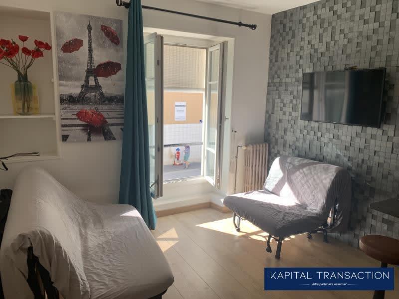 Sale apartment Paris 15ème 258000€ - Picture 1