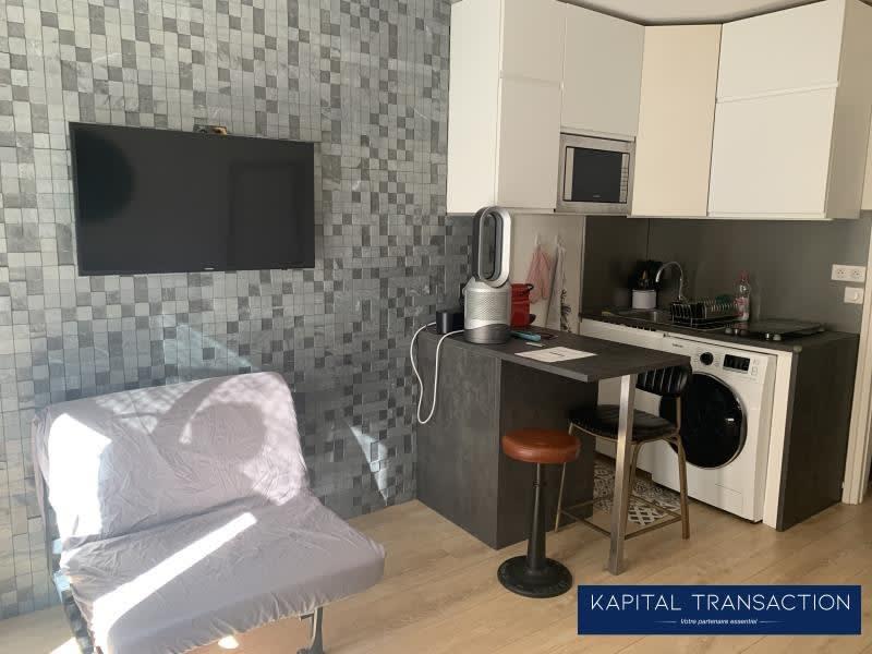 Sale apartment Paris 15ème 258000€ - Picture 3