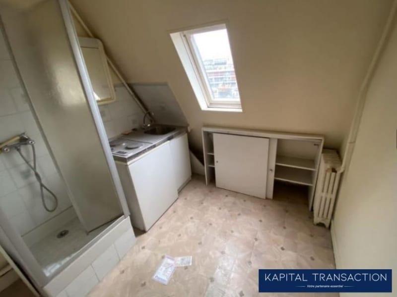 Vente appartement Paris 16ème 140000€ - Photo 2
