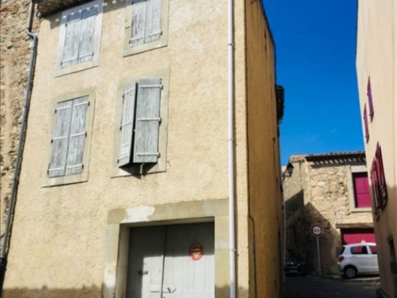 Vente maison / villa Caunes minervois 45000€ - Photo 1