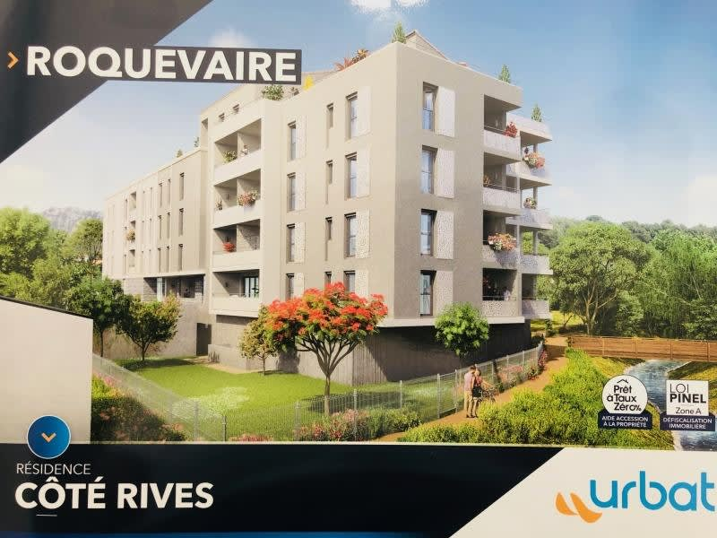 Roquevaire - 40.1 m2 - 3ème étage