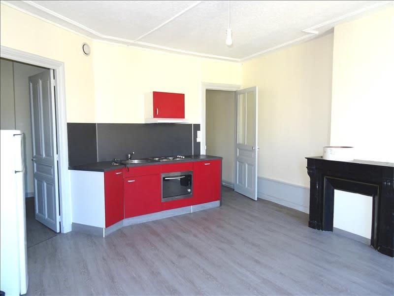 Rental apartment Roanne 400€ CC - Picture 1