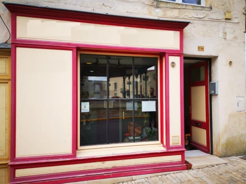 Rental empty room/storage Bourg 270€ HC - Picture 1