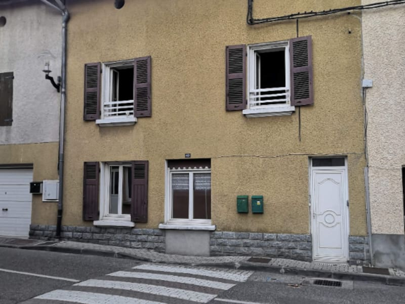 Vente maison / villa La cote saint andre 98000€ - Photo 3