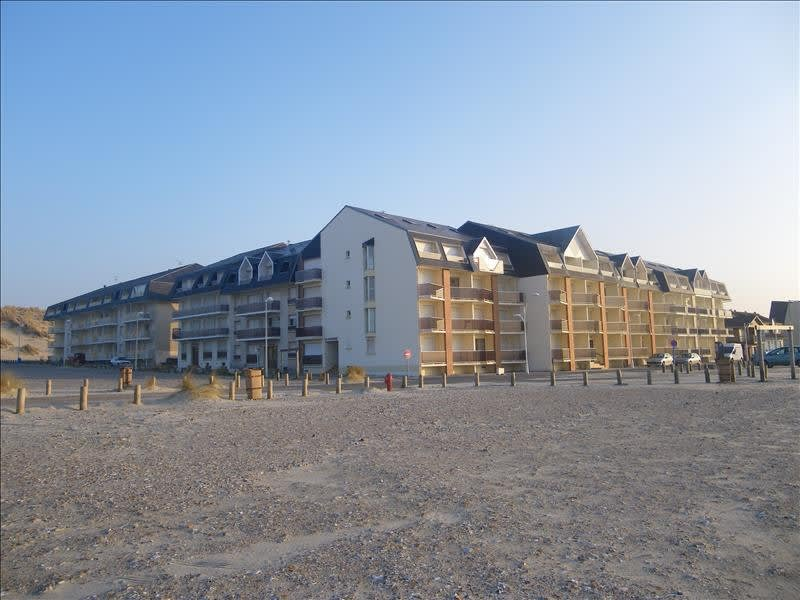 Vente appartement Fort mahon plage 86 000€ - Photo 1