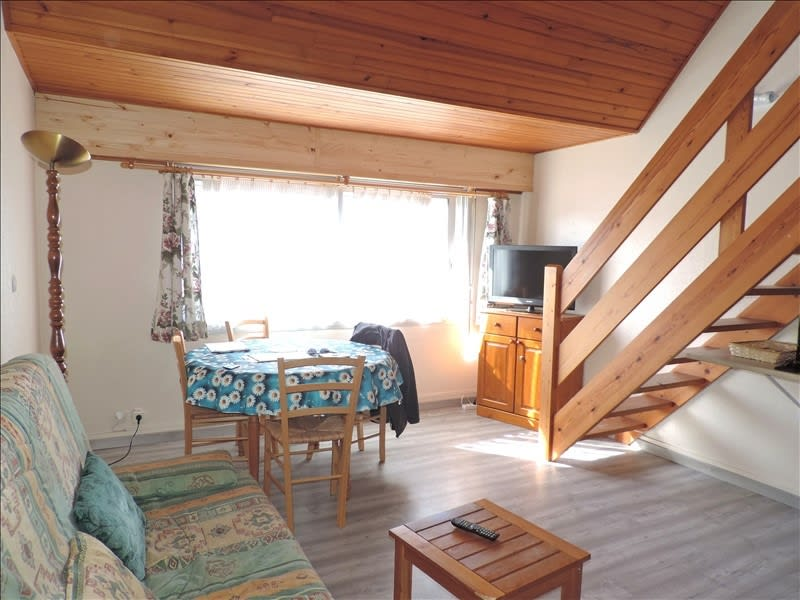 Vente appartement Fort mahon plage 97000€ - Photo 1
