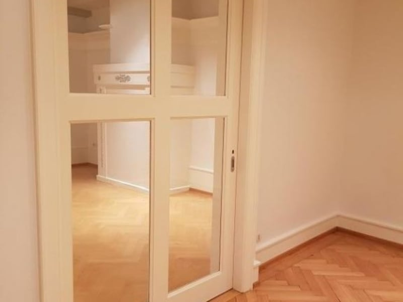 Rental apartment Strasbourg 1450€ CC - Picture 5