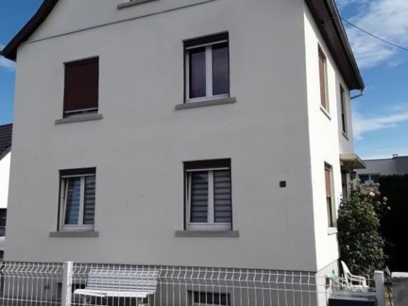Vente maison / villa Kembs 315 000€ - Photo 1