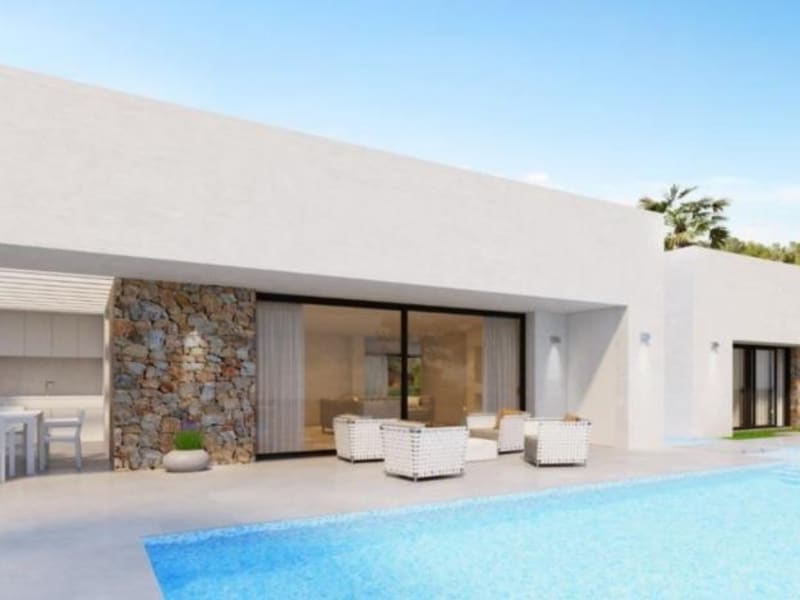 Deluxe sale house / villa Javea 599000€ - Picture 2