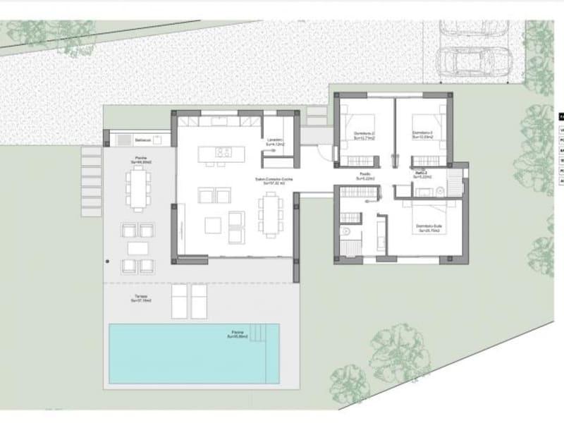 Deluxe sale house / villa Javea 599000€ - Picture 6