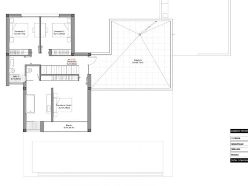 Deluxe sale house / villa Orihuela 1200000€ - Picture 6