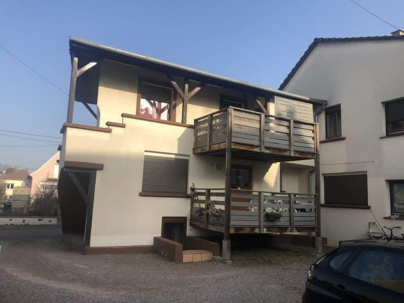 Verkauf mietshaus Oberhausbergen 595000€ - Fotografie 1