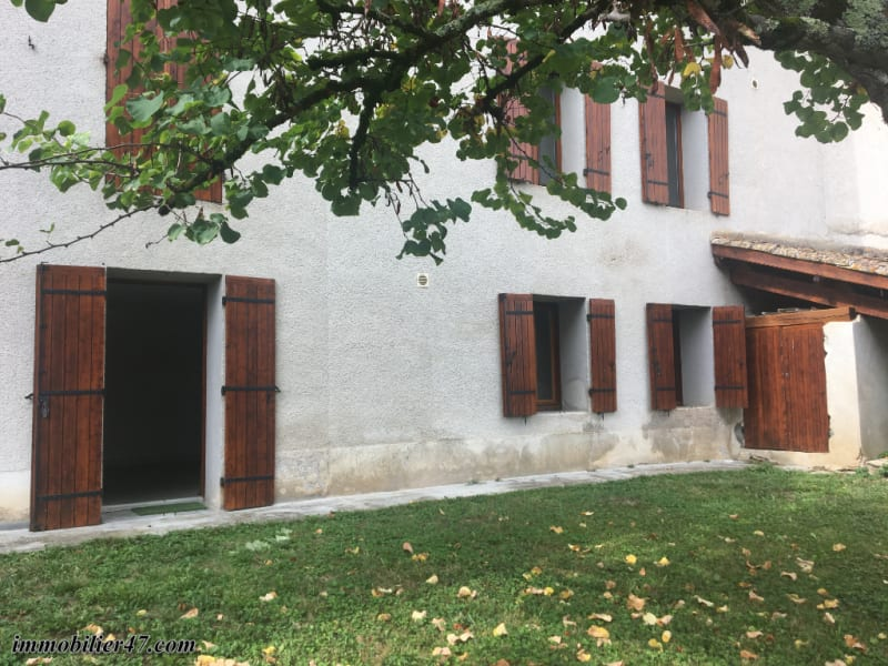 Verhuren  appartement Castelmoron sur lot 425€ CC - Foto 1