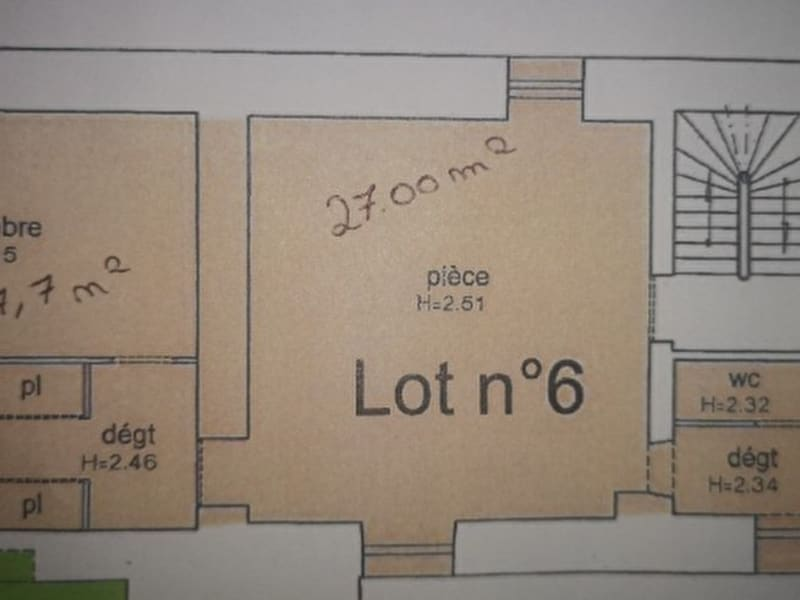 Vente appartement Angers 139000€ - Photo 13