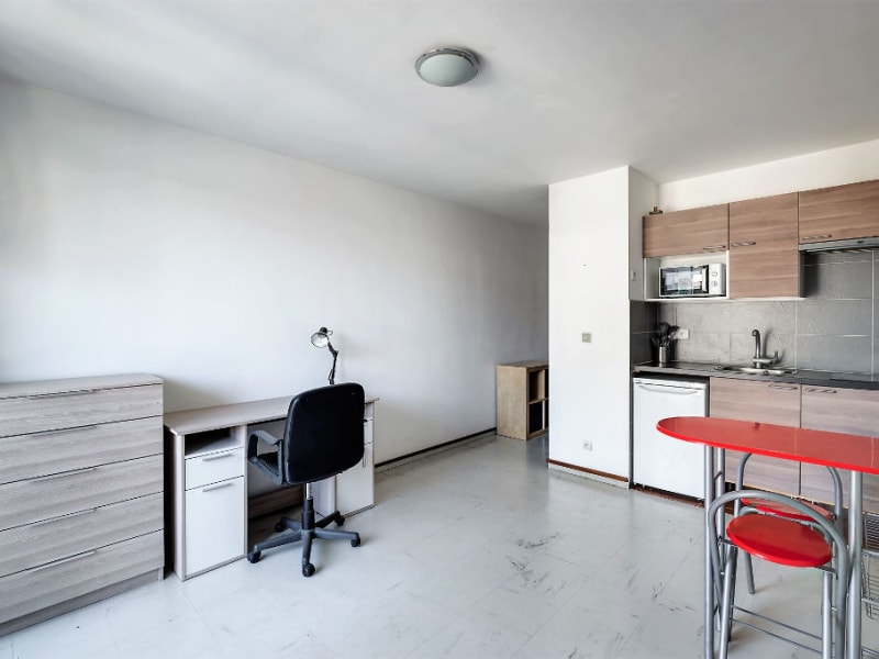 Sale apartment Toulouse 129000€ - Picture 2