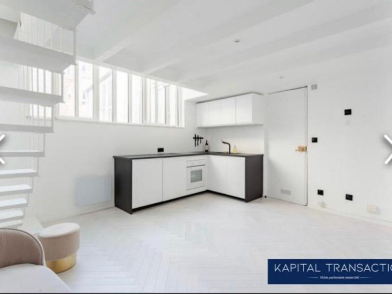 Sale apartment Paris 6ème 570000€ - Picture 2